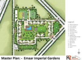 Emaar Imperial Gardens - Apartments for sale